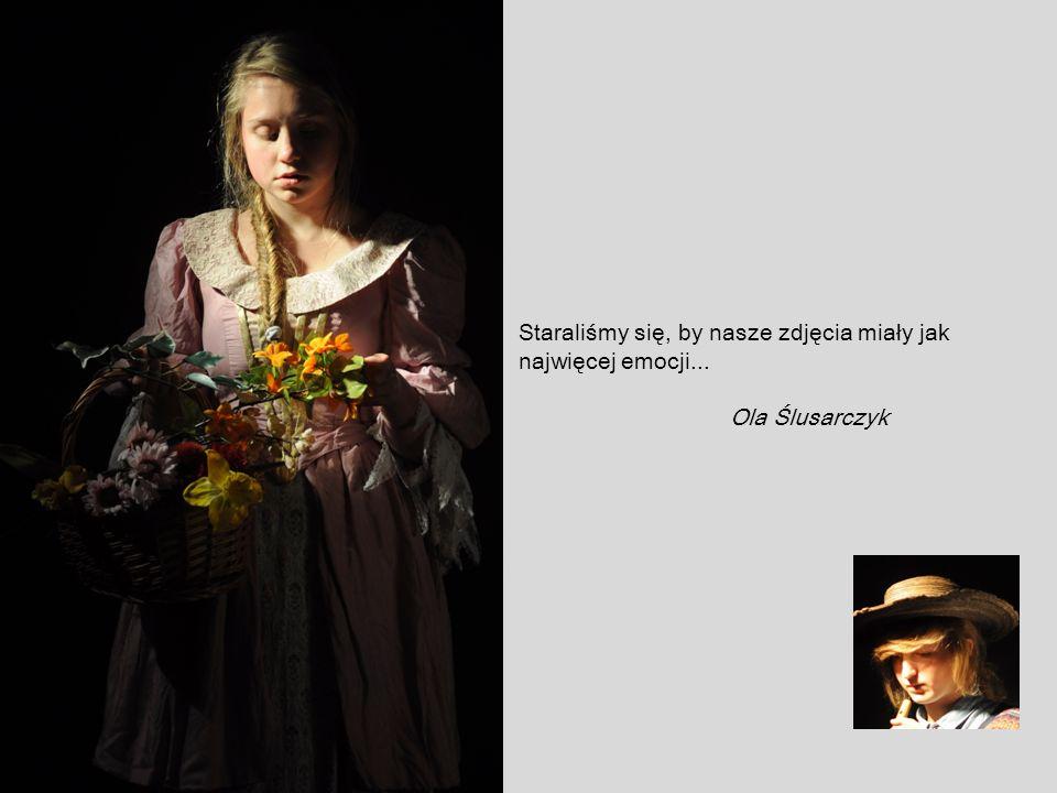 Dziękujemy Szymonowi Nowakowi za wyposażenie studia fotograficznego na czas warsztatów