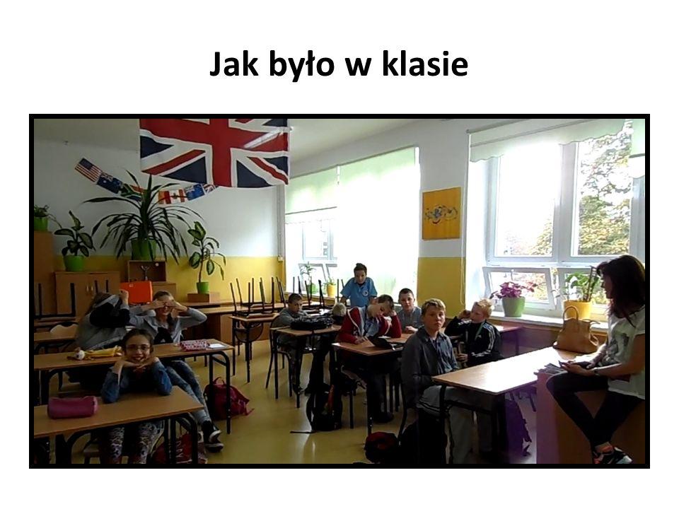 Jak było w klasie