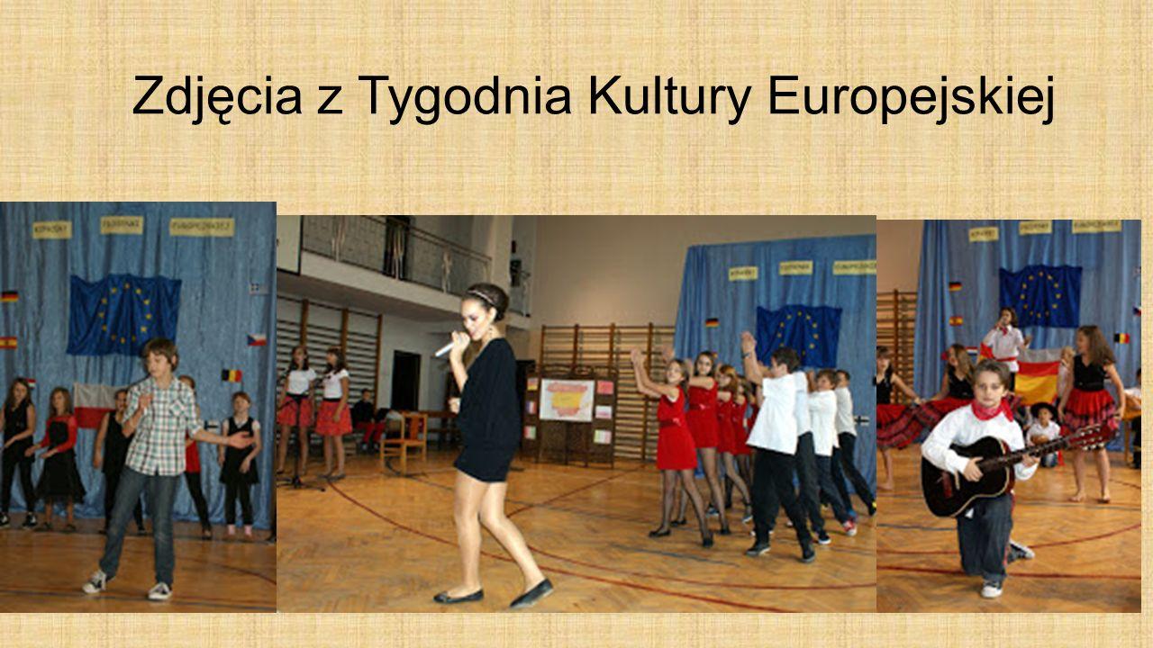 Zdjęcia z Tygodnia Kultury Europejskiej