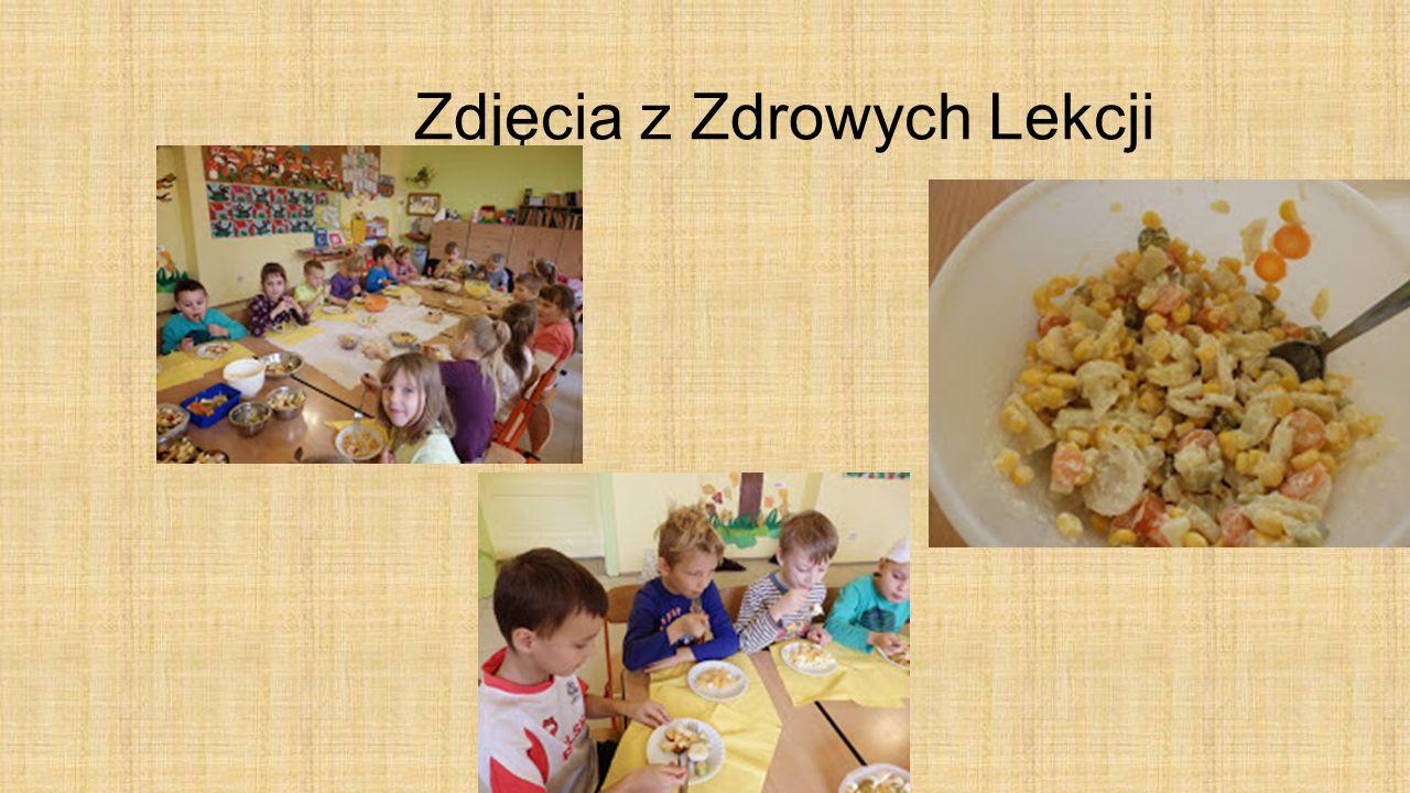 Zdjęcia z Zdrowych Lekcji