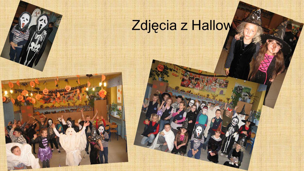 Zdjęcia z Halloween
