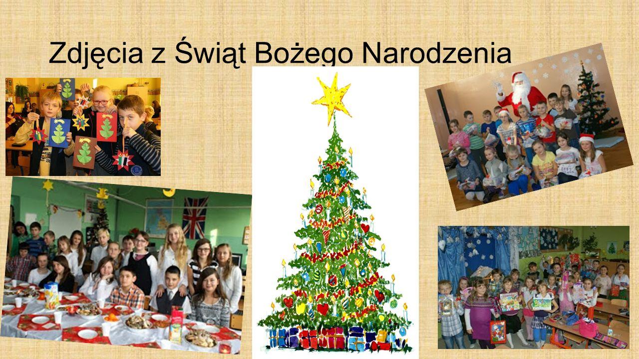 Zdjęcia z Świąt Bożego Narodzenia