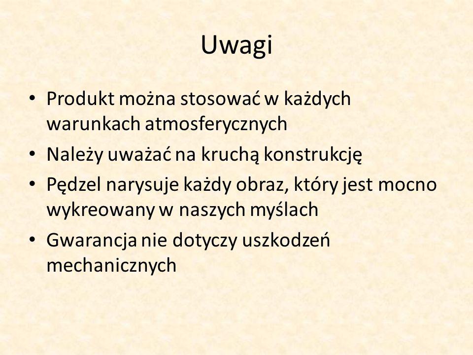 """Pędzel MAC firmy """"masl Dostępny tylko w naszych sklepach Hurtownia zabawek """"masl ul."""