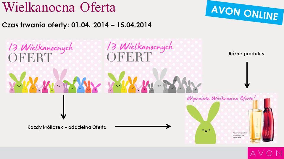 Wielkanocna Oferta Czas trwania oferty: 01.04.
