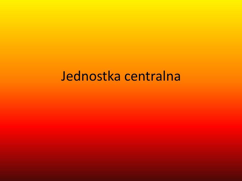Jednostka centralna