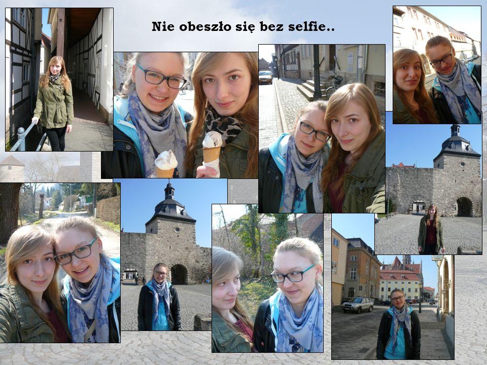 Nie obeszło się bez selfie..