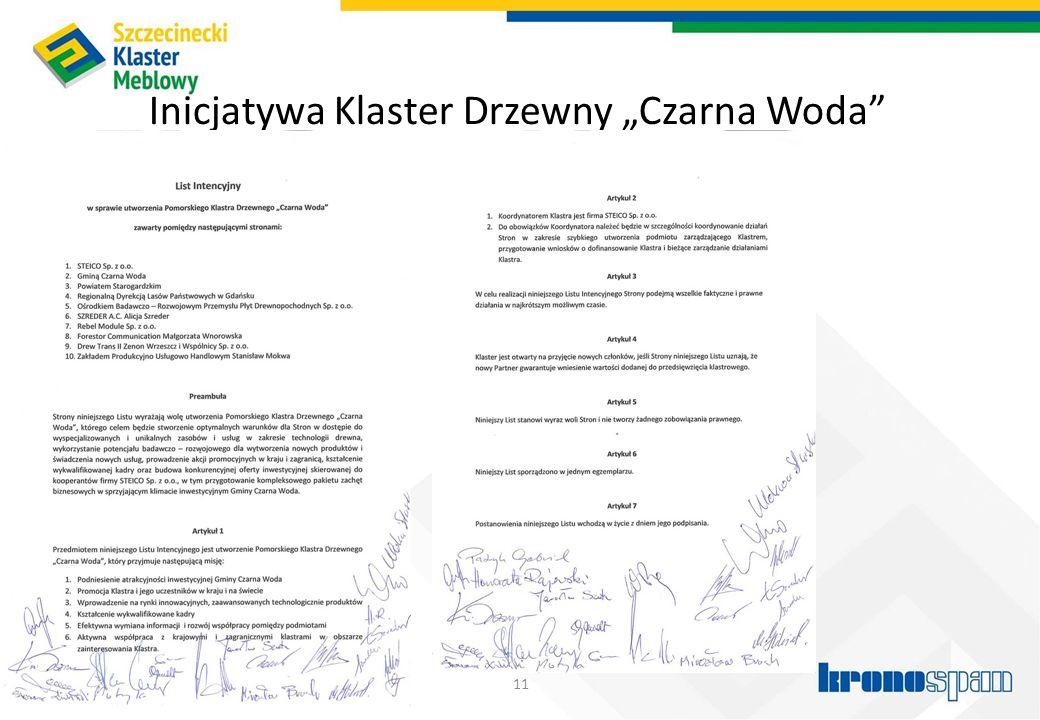 """Inicjatywa Klaster Drzewny """"Czarna Woda"""" 11"""