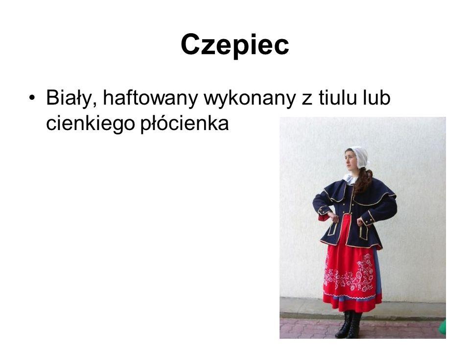 Strój Męski Kujawski