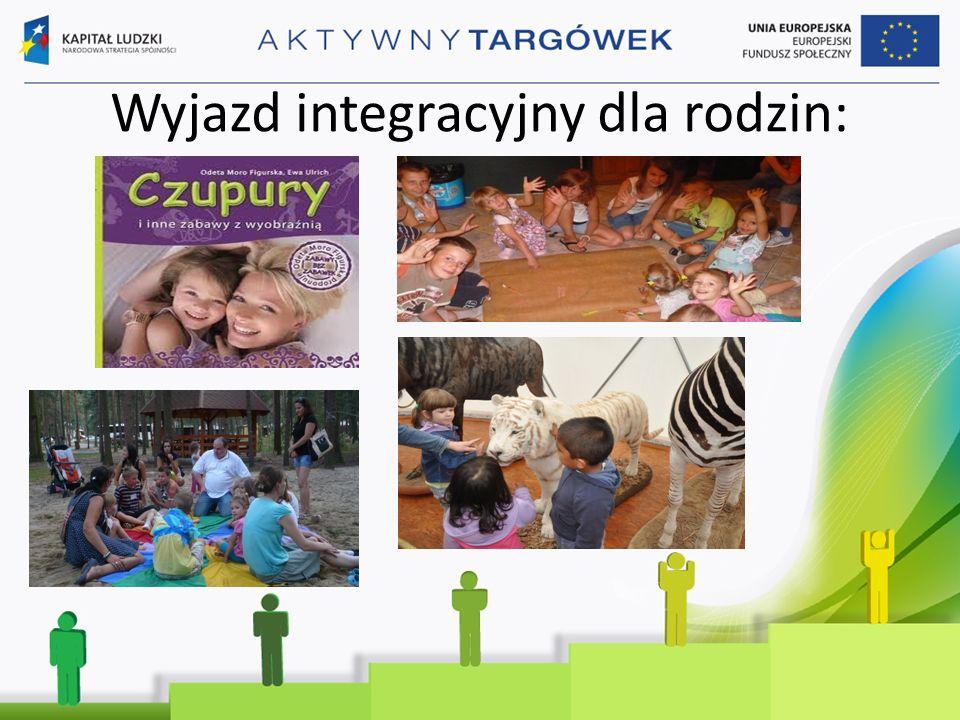 Wyjazd integracyjny dla rodzin:
