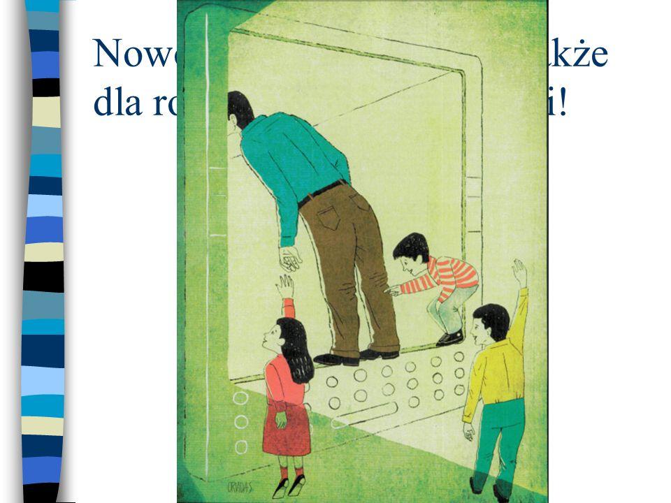 Nowość: dla badaczy, ale także dla rodziców jak i dla dzieci!