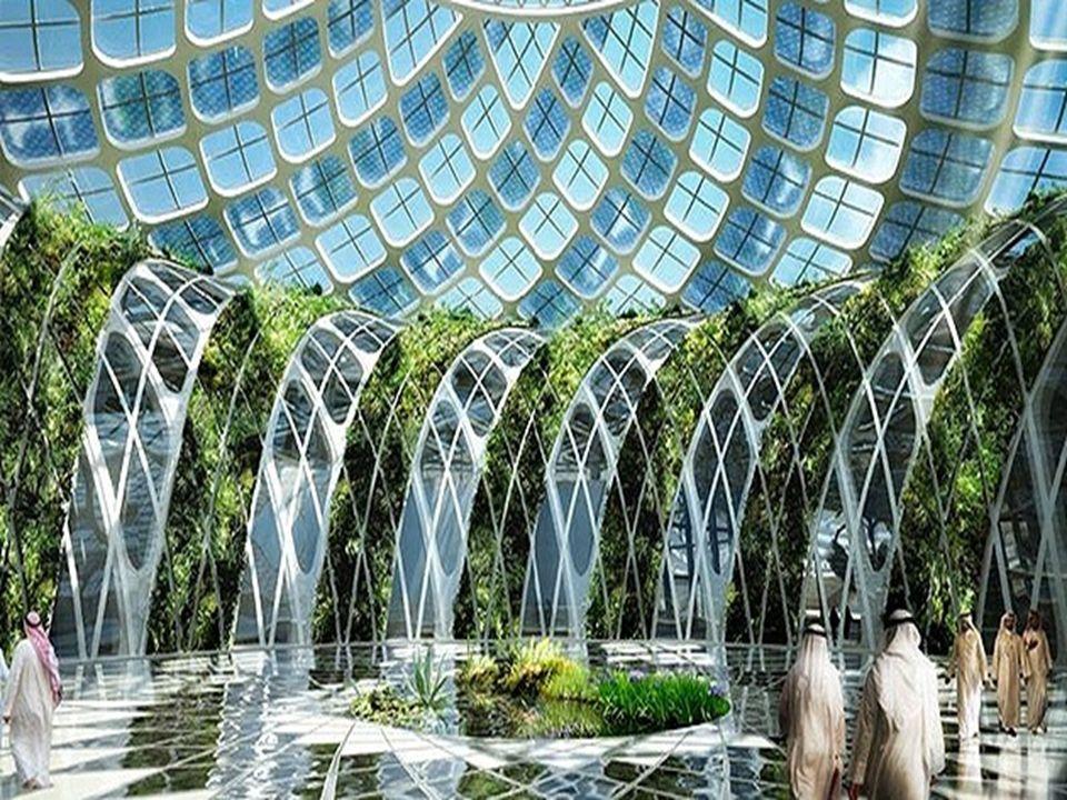 SOLAR DROP. Ten projekt zostanie zrealizowany w Abu Dhabi, Zjednoczone Emiraty Arabskie