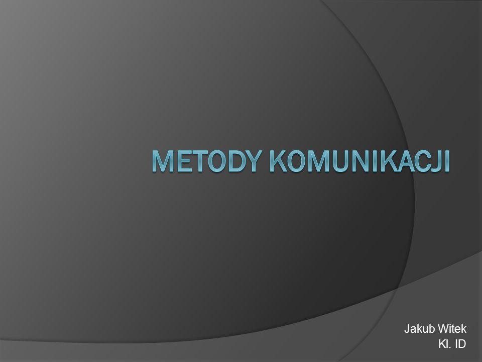 Jakub Witek Kl. ID