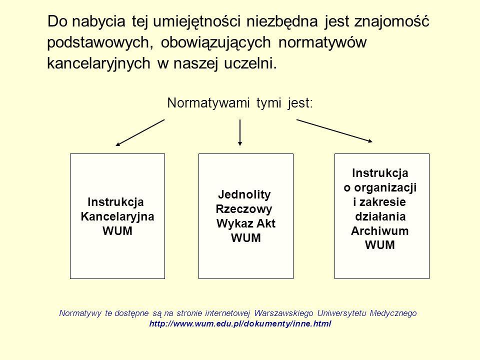Znakowanie spraw w systemie bezdziennikowym Przykład 1 ASK05505 05 Znak sprawy (akt) jest stałą cechą rozpoznawczą sprawy.