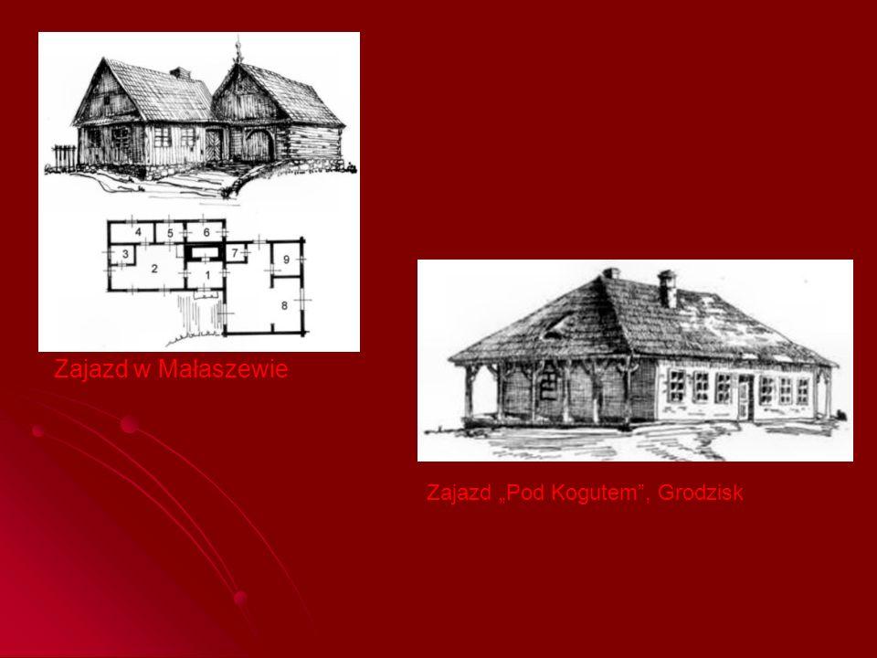 """Zajazd w Małaszewie Zajazd """"Pod Kogutem"""", Grodzisk"""