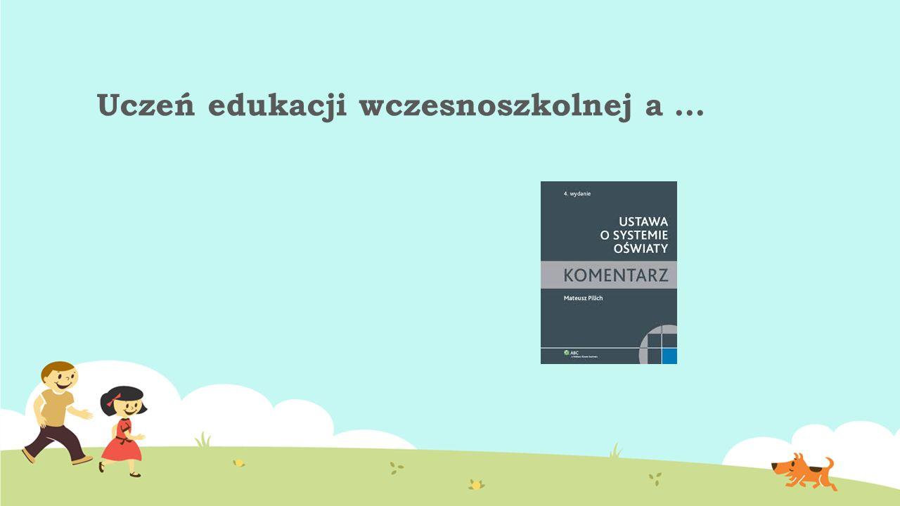 OBOWIĄZEK SZKOLNY  Obowiązek szkolny 6-latków (Art.