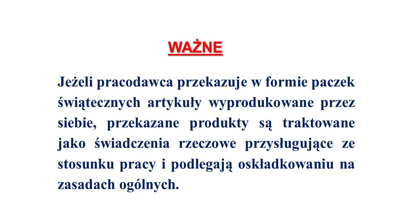 Impreza integracyjna a podatek Interpretacja indywidualna dyrektora Izby Skarbowej w Katowicach z 15 grudnia 2014 roku (sygn.
