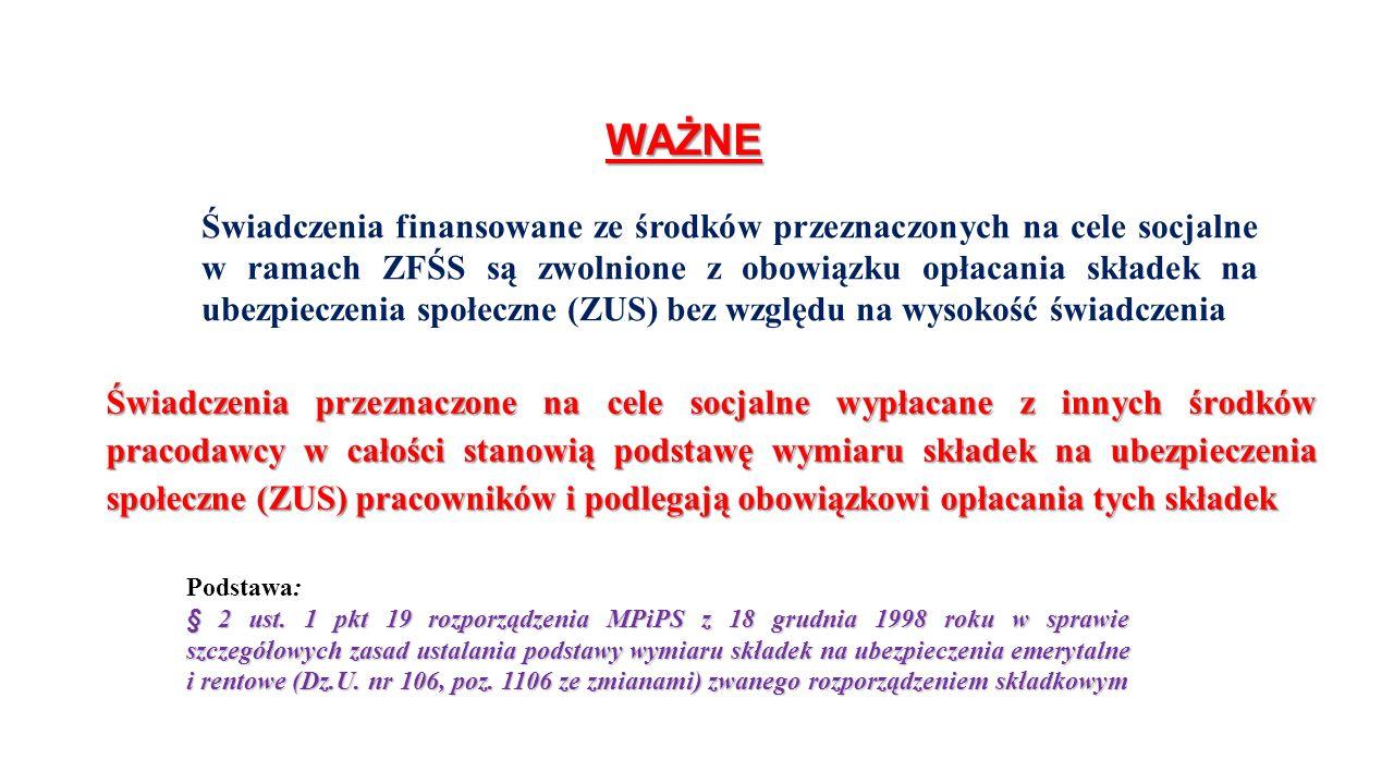 Świadczenie urlopowe a koszt pracodawcy Interpretacja indywidualna ministra finansów z 17 kwietnia 2009 roku (sygn..