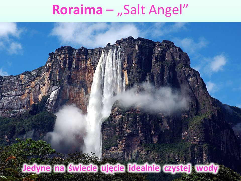 "Roraima – ""Salt Angel"""