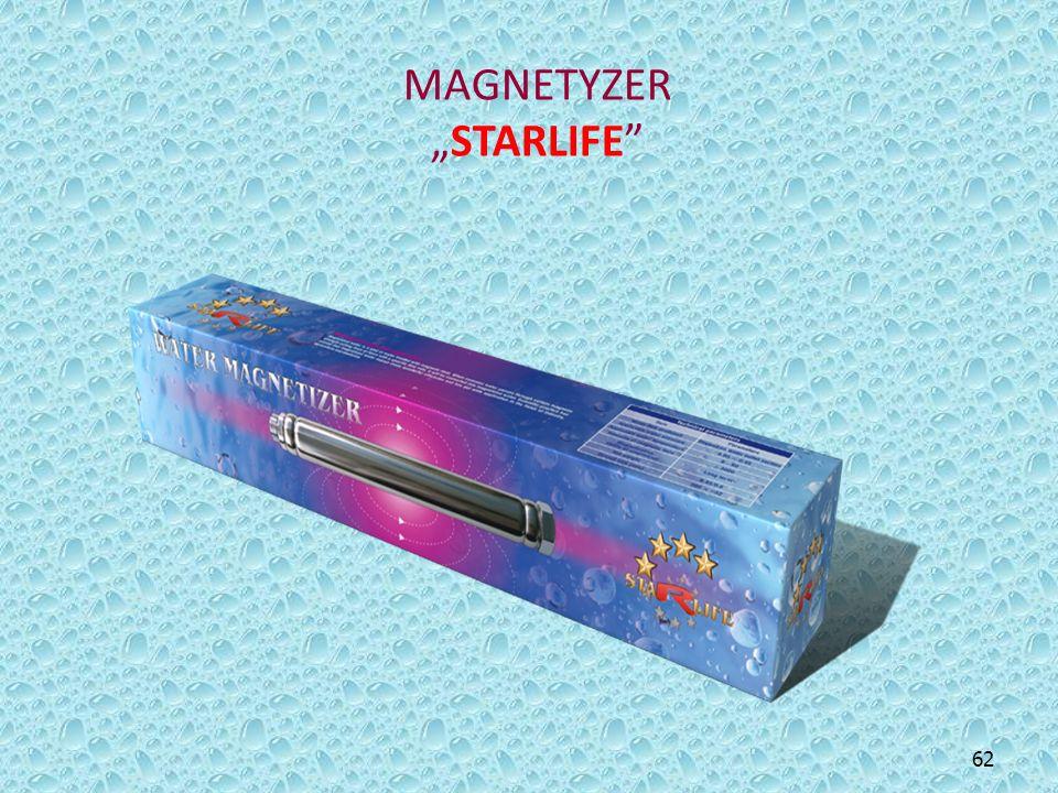 """MAGNETYZER """"STARLIFE"""" 62"""
