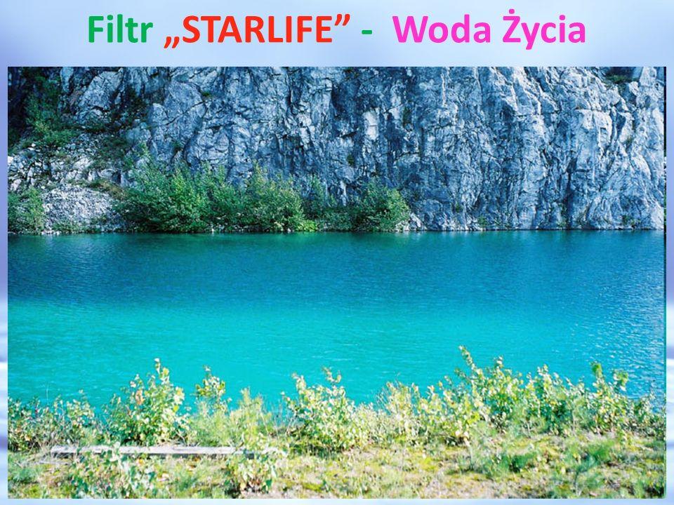 "Filtr ""STARLIFE"" - Woda Życia"