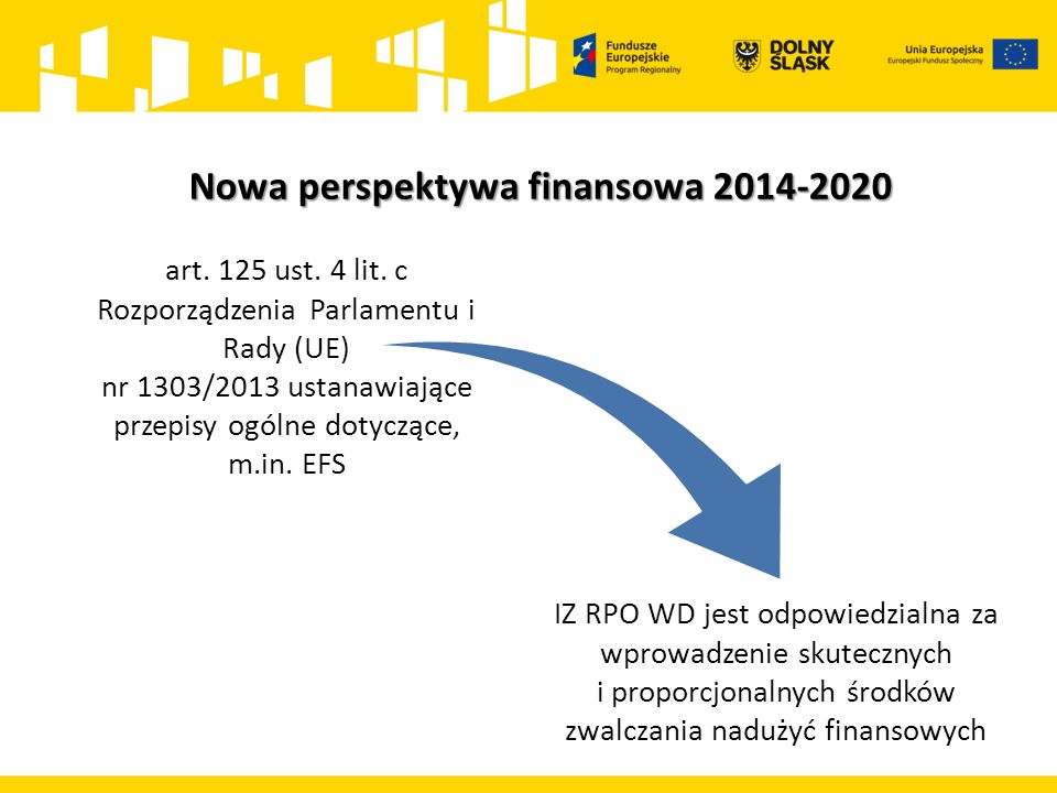 dokonywanie oceny ryzyk nadużyć finansowych mogących występować podczas realizacji RPO WD 2014 – 2020 w IZ RPO WD/IP RPO WD z wykorzystaniem arkuszy analizy ryzyka, identyfikacja ryzyk występowania nadużyć finansowych oraz badanie ich wpływu na funkcjonowanie systemu realizacji RPO WD 2014 – 2020, dokonywanie regularnego przeglądu ryzyk występowania nadużyć finansowych występujących w IZ RPO WD/IP RPO WD, przedstawianie propozycji zmian w arkuszach analizy ryzyka, informowanie Koordynatora ds.