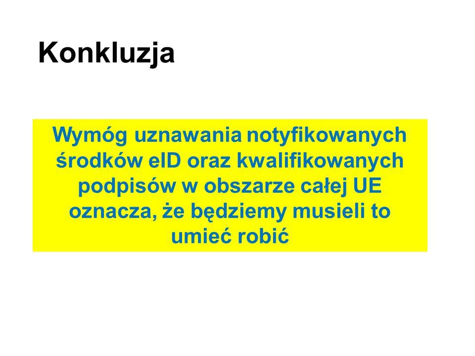 Dziękuję za uwagę Kazimierz.Schmidt@mac.gov.pl