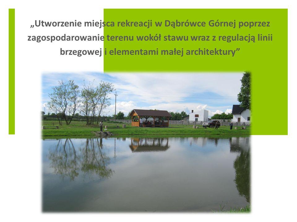  Realizacja inwestycji przyczyniła się do wykorzystania dziedzictwa przyrodniczo- kulturowego, który obecnie został odnowiony i otoczony piękną zielenią.