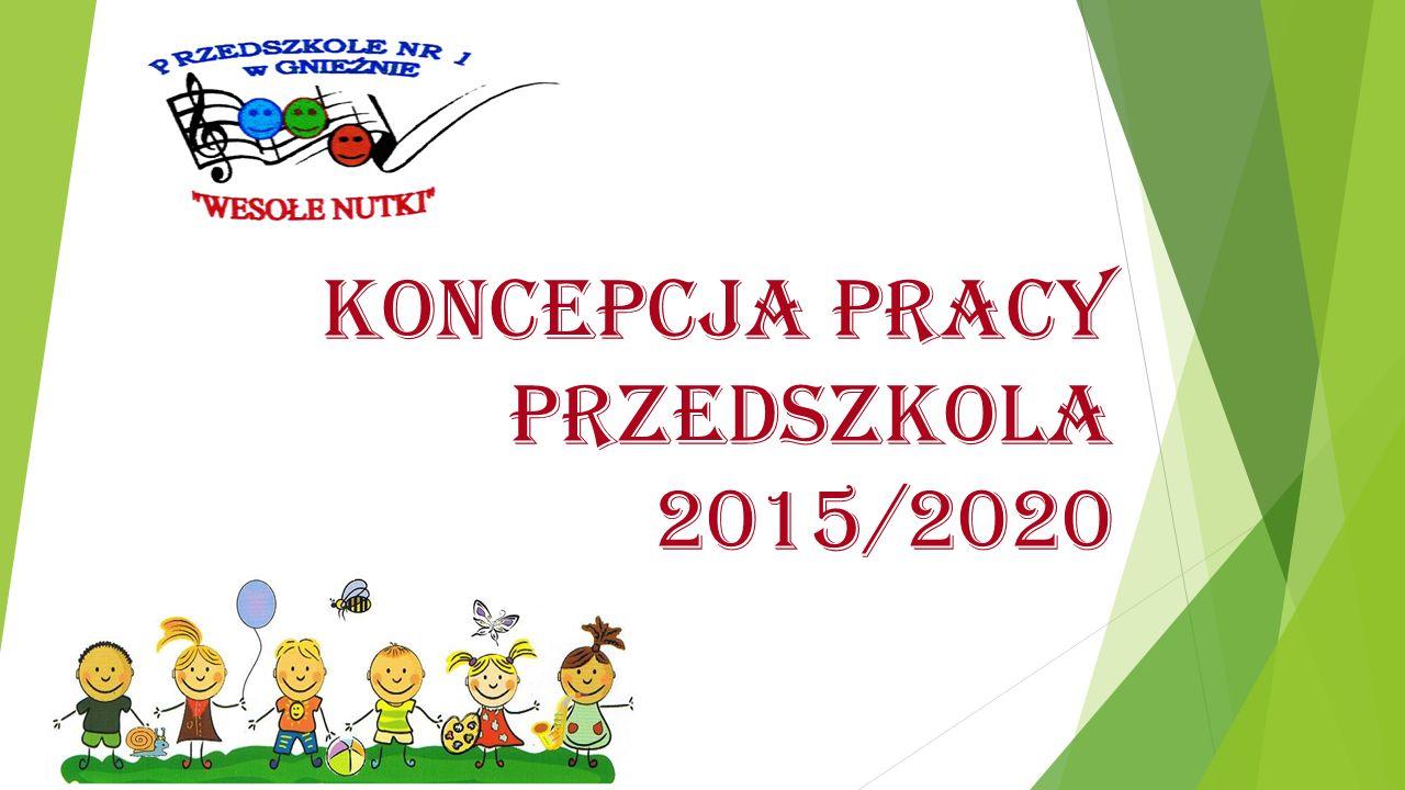 Koncepcja pracy PRZEDSZKOLA 2015/2020