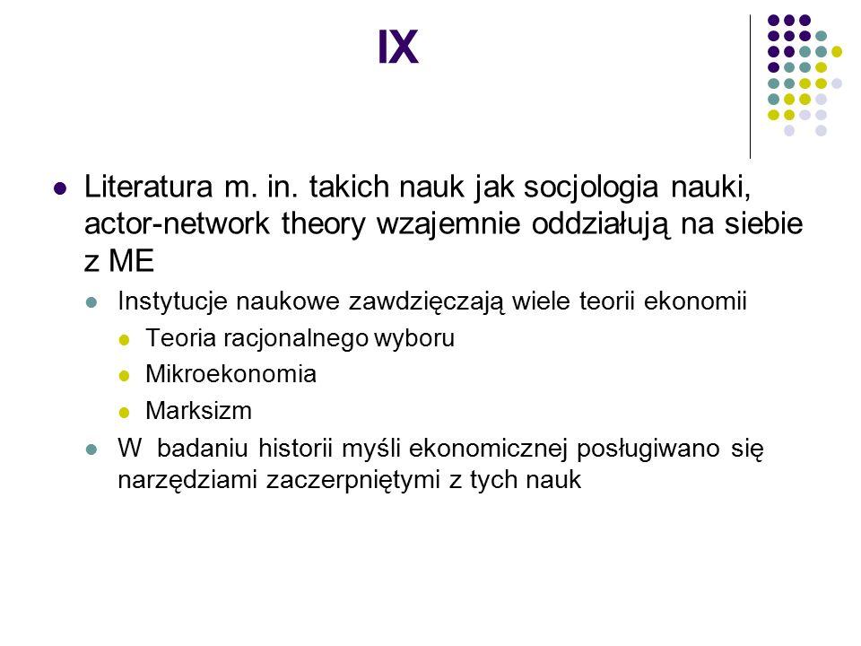 IX Literatura m. in.
