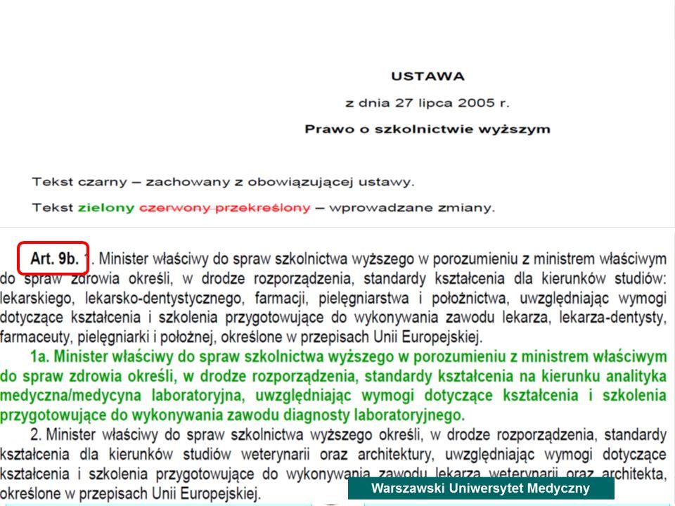 Prof. dr hab. n. med. Leszek Pączek Komisja Akredytacyjna Akademickich Uczelni Medycznych 6