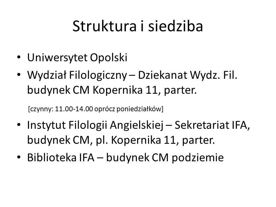 USOSweb Każdy kandydat po przyjęciu na studia otrzymuje adres mailowy w postaci nr_indeksu@student.uni.opole.pl (nr indeksu = nr albumu).