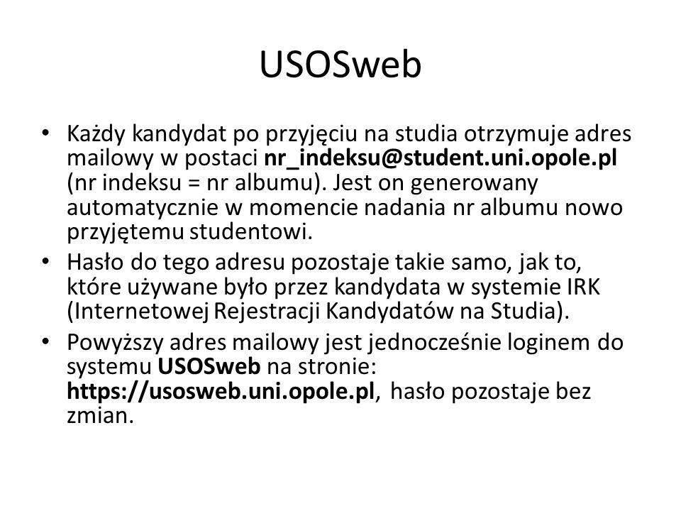 Regulamin studiów UO http://www.uni.opole.pl/list/aktyprawne/5/ Wersja z 2015 określa m.in.