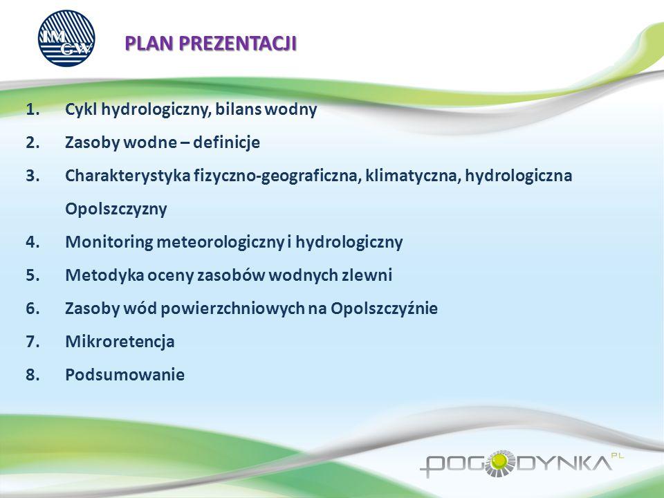 MIKRORETENCJA - DEFINICJA Mikroretencja - działania o pozytywnym wpływie na stan wód w rozumieniu Ramowej Dyrektywy Wodnej, poprzez: -ograniczenie i spowolnienie spływu wód z ciągów drenarskich (odtwarzanie lub odbudowa mikro zbiorników na wylotach rur drenarskich); -renaturyzację mokradeł i obszarów wodno błotnych, tj.