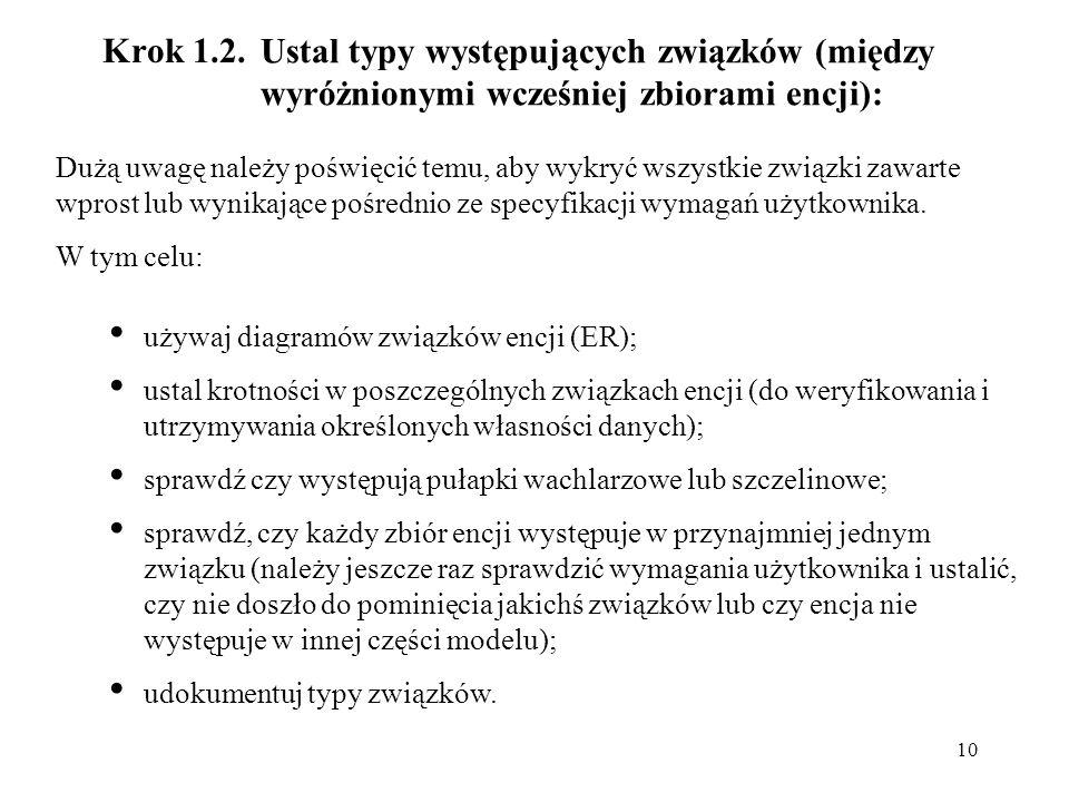 10 Krok 1.2.