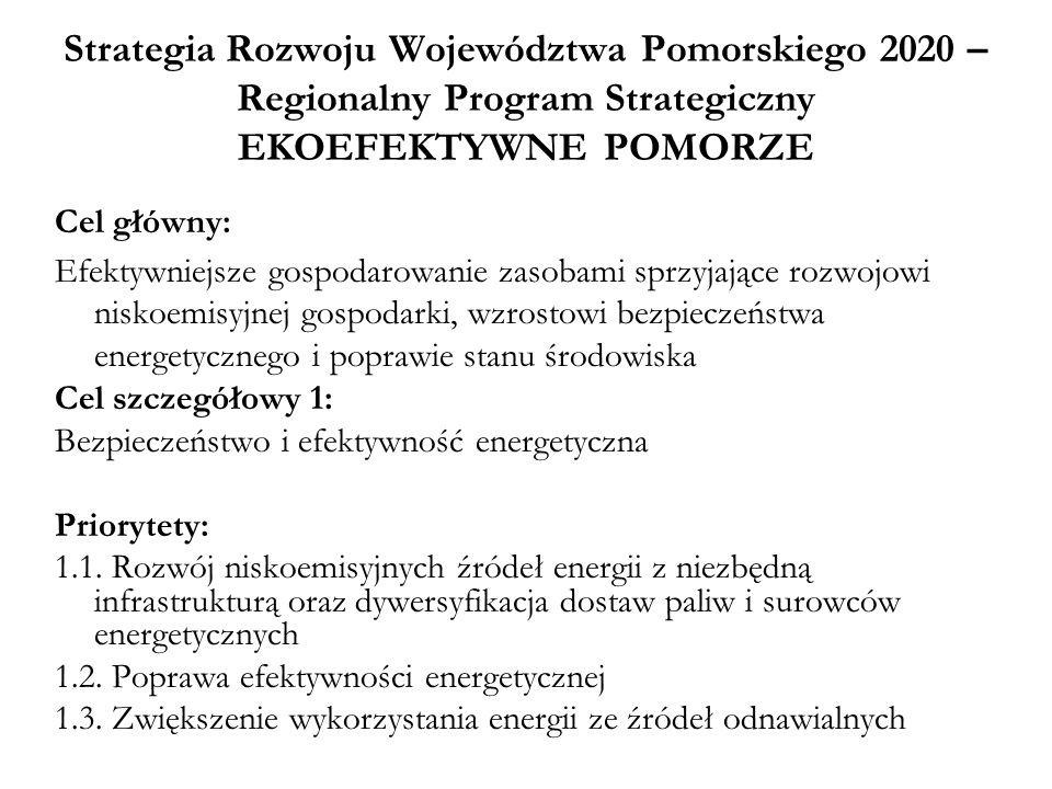 Strategia Rozwoju Powiatu Lęborskiego – Aktualizacja na lata 2014-2020 III.