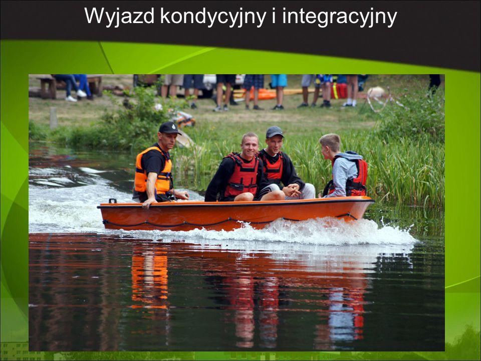 Wyjazd kondycyjny i integracyjny