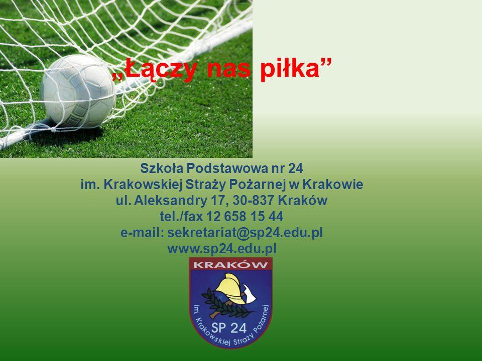 Szkoła Podstawowa nr 24 im. Krakowskiej Straży Pożarnej w Krakowie ul.