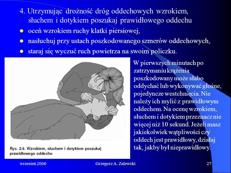 wrzesień 2006Grzegorz A. Zalewski26