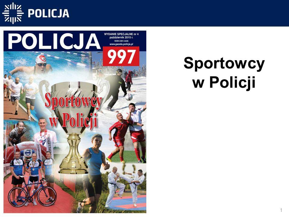 Sportowcy w Policji 1