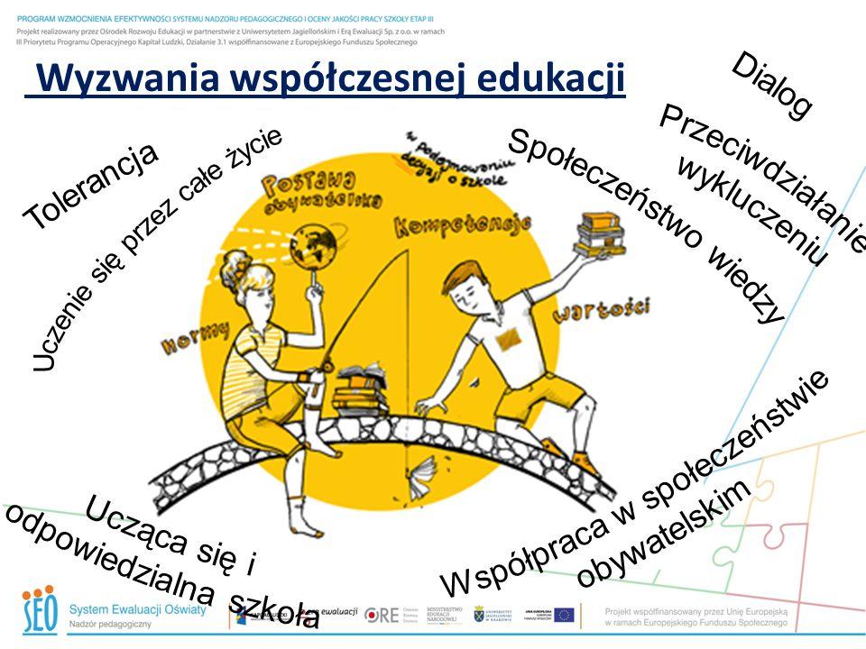 Wyzwania współczesnej edukacji