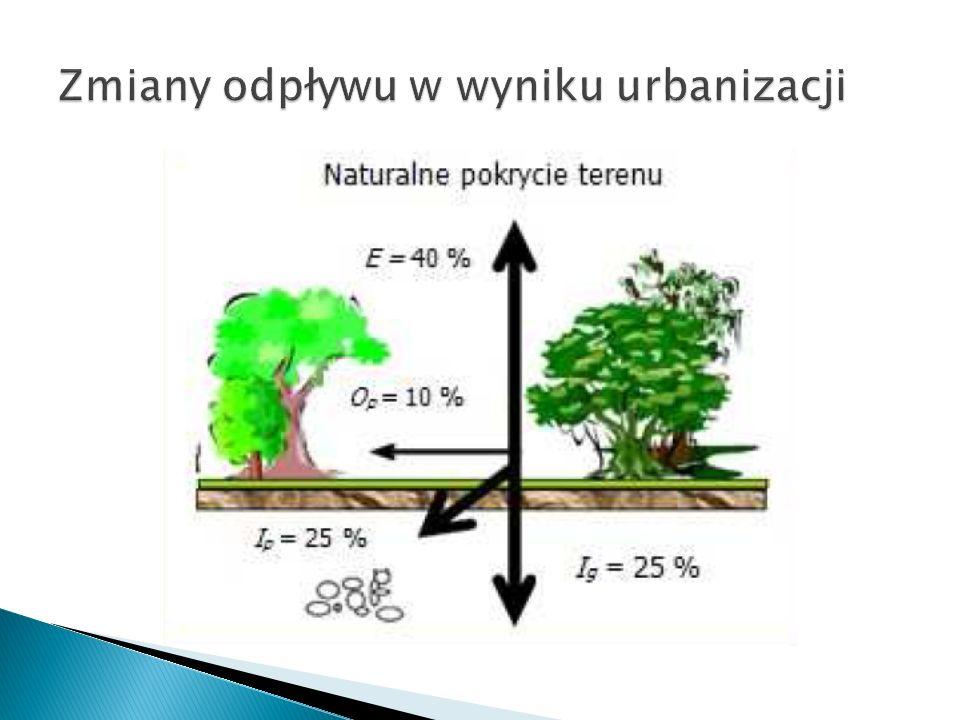  Usprawnienie zarządzania – wyłonienie jednego podmiotu odpowiedzialnego za działanie systemu kanalizacji deszczowej na obszarach zurbanizowanych,  Poradnik dla projektantów, urbanistów; w zakresie genezy i zapobiegania powodziom na terenach miejskich,