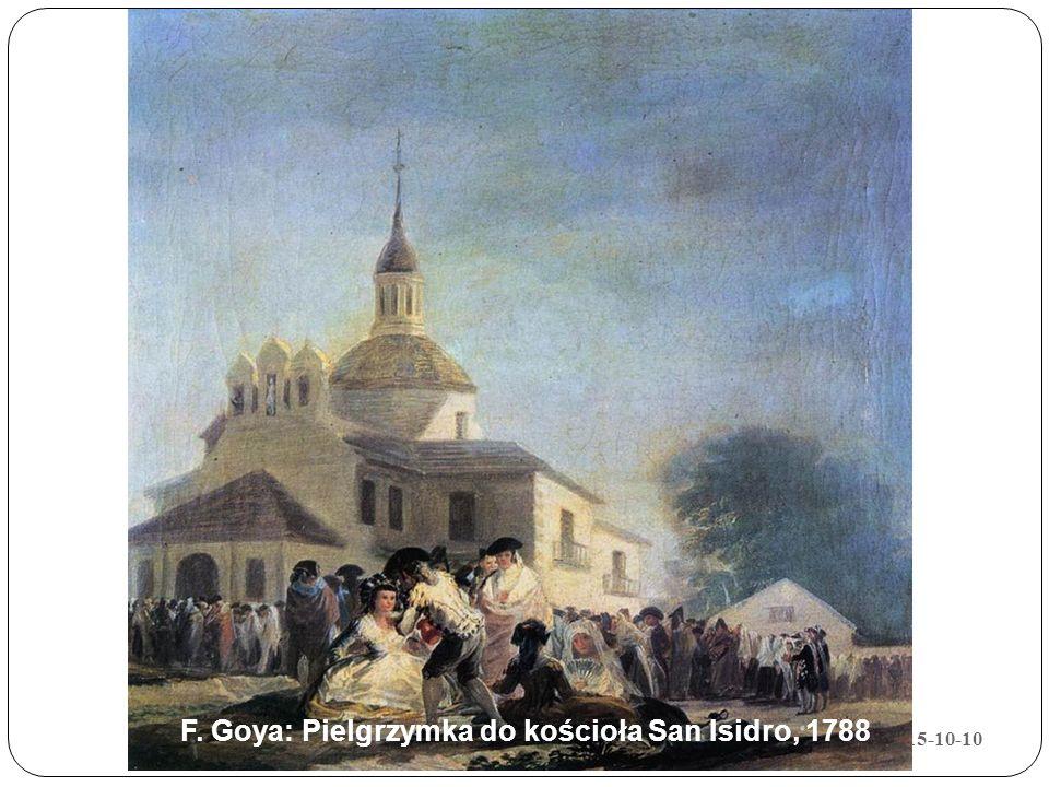 2015-10-10 F. Goya: Pielgrzymka do kościoła San Isidro, 1788