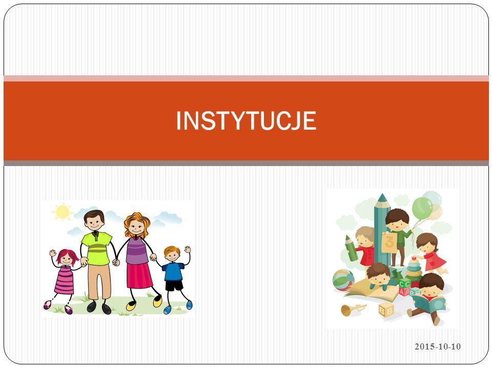INSTYTUCJE 2015-10-10