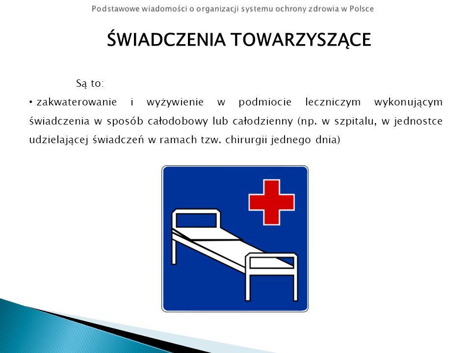 Lecznictwo uzdrowiskowe może być kontynuacją leczenia szpitalnego lub ambulatoryjnego.