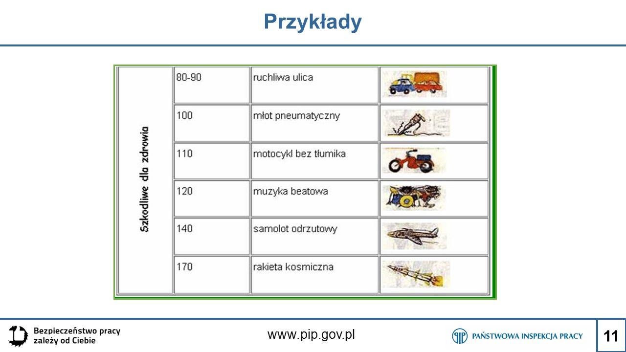 www.pip.gov.pl Przykłady 11