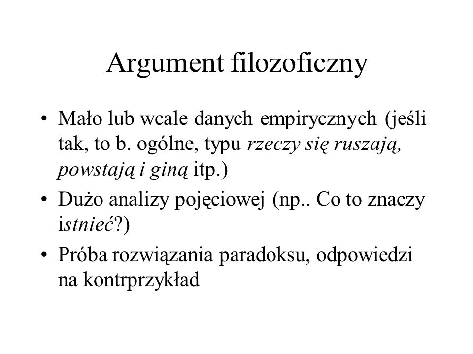Argument ontologiczny Św.