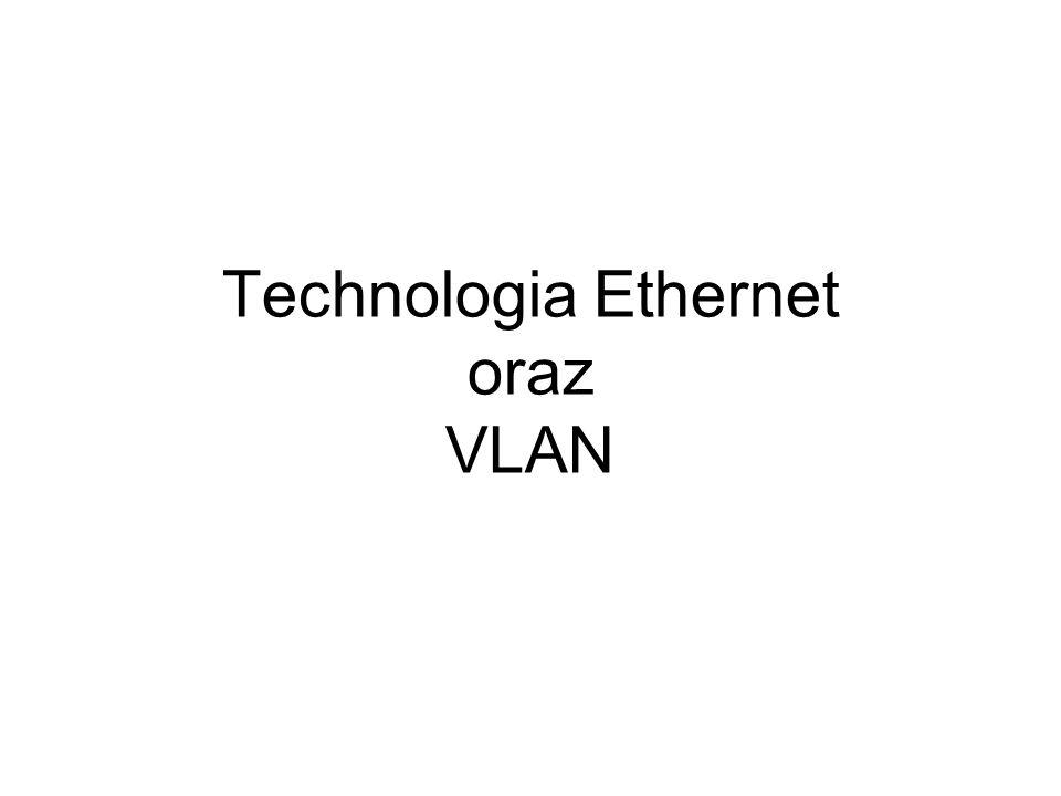 Ethernet - specyfikacja techniczna sieci lokalnej, obejmująca normy określające sposób przesyłu sygnałów oraz rodzaj mediów transportowych.