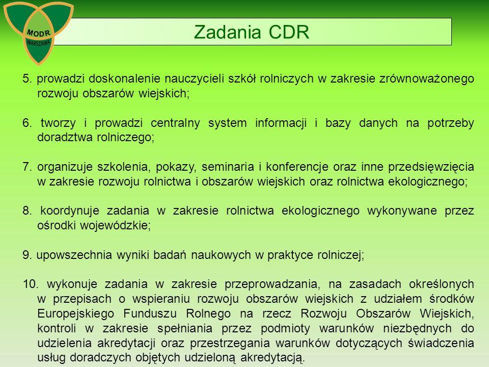 Zadania CDR 5.