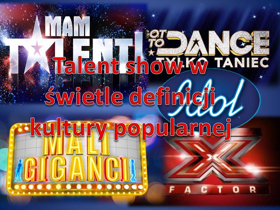 Co to jest talent show.