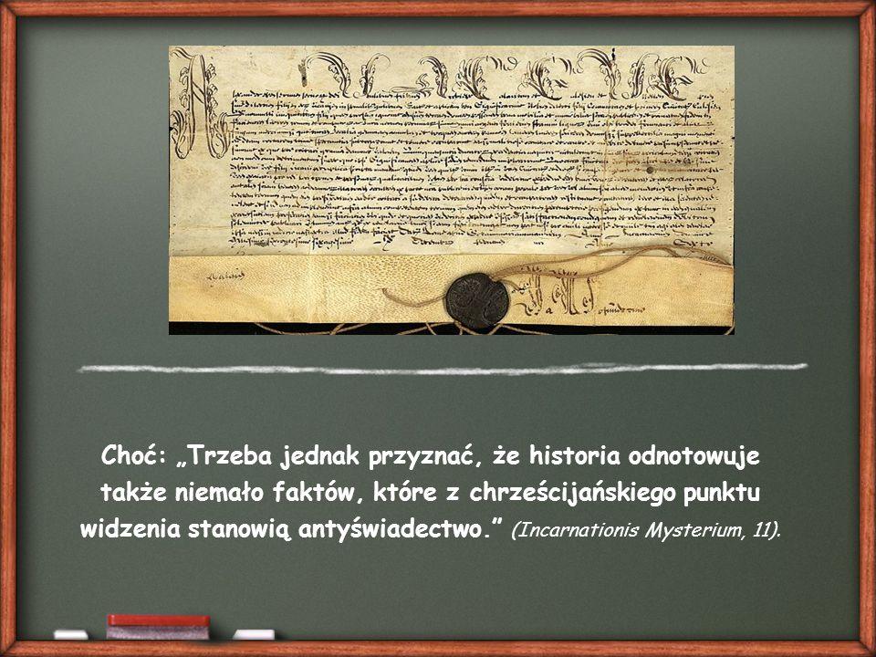 """""""Historia Kościoła jest historią świętości – napisał Jan Paweł II."""